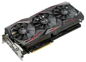 Carte Graphique Asus ROG Strix GeForce GTX 1080 Ti + For Honor ou Tom Clancy's Ghost Recon Wildlands sur PC (Dématérialisé)