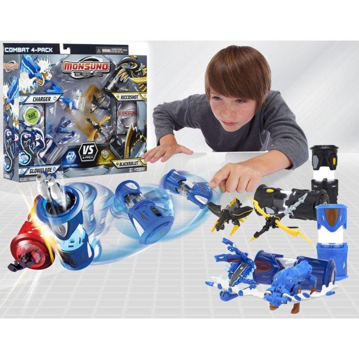 Sélection de jouets / Jeux de société en promo - Ex : Monsuno - Team Pack - Core Tech Charger