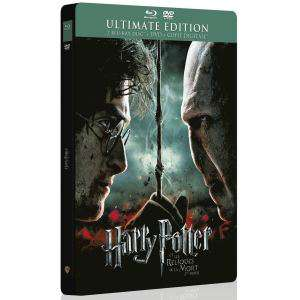 55 blu-ray soldés - Ex: Harry potter et les Reliques de la Mort