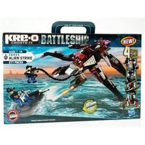 80% de réduction sur une selection de jouet Kre-o - Ex : Kreo BattleShip Alien Strike