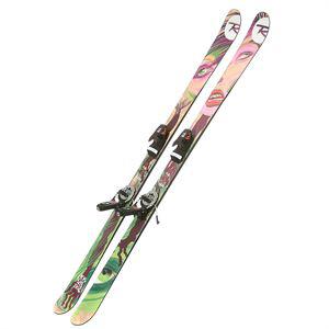 Skis Rossignol S4 JIB + fixations (174 cm)