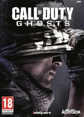 Call of Duty Ghosts sur PC (Steam - Dématérialisé)