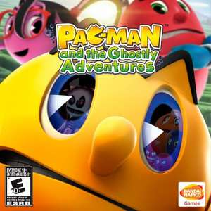 Pac-Man and the Ghostly Adventures (PC - Clé Steam)