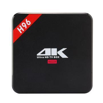 Box TV Android H96 - RK3229, 1 Go de RAM, 8 Go