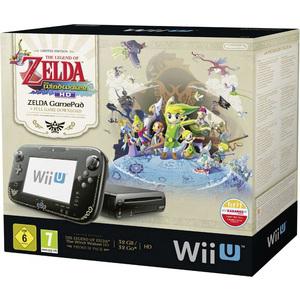 Console Wii U Pack Zelda Edition