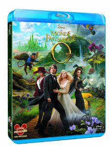 Le Monde fantastique d'Oz [Blu-ray]