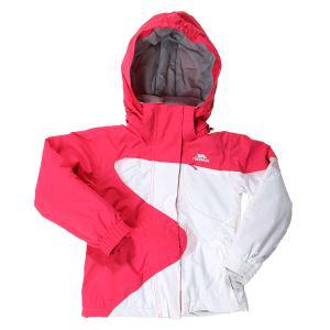 Blouson de ski Trespass pour fille (Plusieurs tailles dispo : 3 à 10ans)