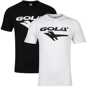 4 tee-shirts Gola Homme