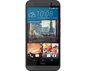 """Smartphone 5"""" HTC One M9 Photo Edition - 2 Go de RAM, 16 Go, gris"""
