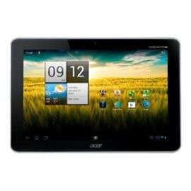 """Tablette 10.1"""" Acer Iconia Tab A210 - Android 4 - 16 Go - Blanc"""