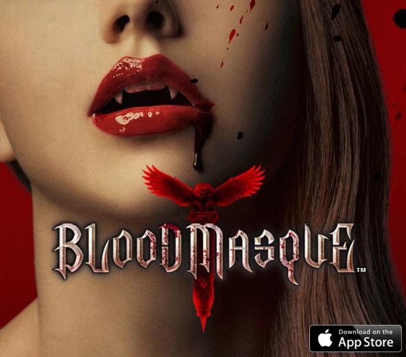 Jeu iOS Gratuit : Bloodmasque (Au lieu de 5,99€)
