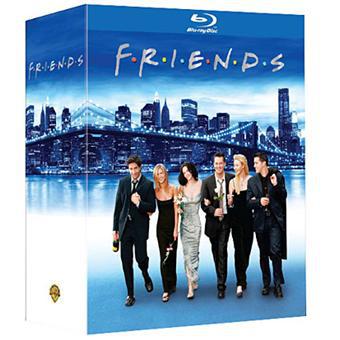 Friends Intégrale S1 à 10 Blu-ray