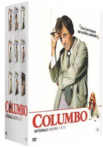 Coffret DVD Columbo - L'intégrale Saison 1 à 12
