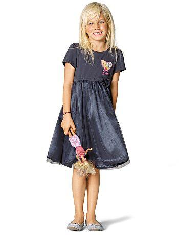 Robe Barbie (Taille 5 ou 8 ans uniquement)