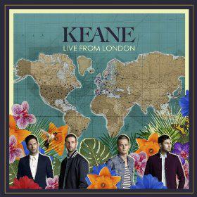 Keane Live from London (gratuit : 3 pistes)