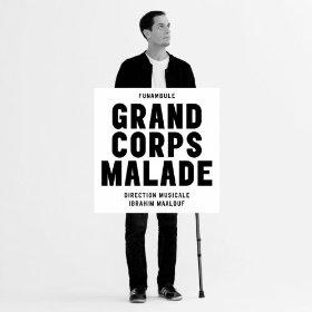 """Grand Corps Malade - """"Te manquer"""" de l'album Funambule gratuit"""
