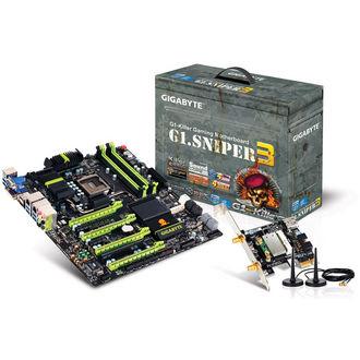 Carte mere Gigabyte G1.Sniper 3 Chipset Intel Z77 - Socket 1155