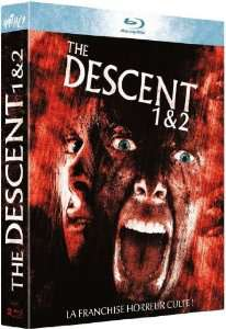 Coffret Blu-ray The Descent Intégrale (1 & 2)