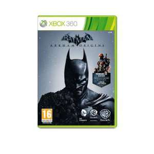 Batman Arkham Origins sur Xbox 360 & PS3