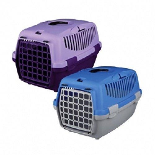 Séléction de boite de transport pour chien en promotion - Ex : Boite de transport Trixie pour chien