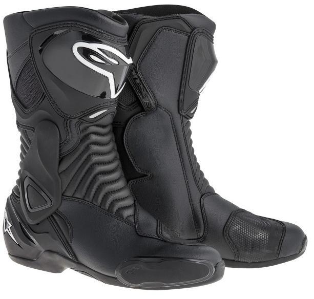 Bottes Alpinestars SMX 6 - Noir (Taille 40 à 48)