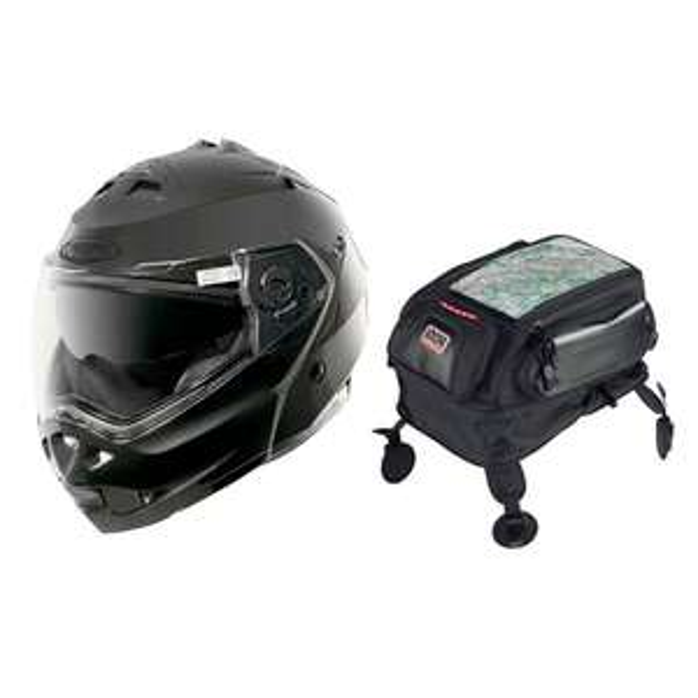 Casque de moto modulable Caber Duke Smart - Taille S