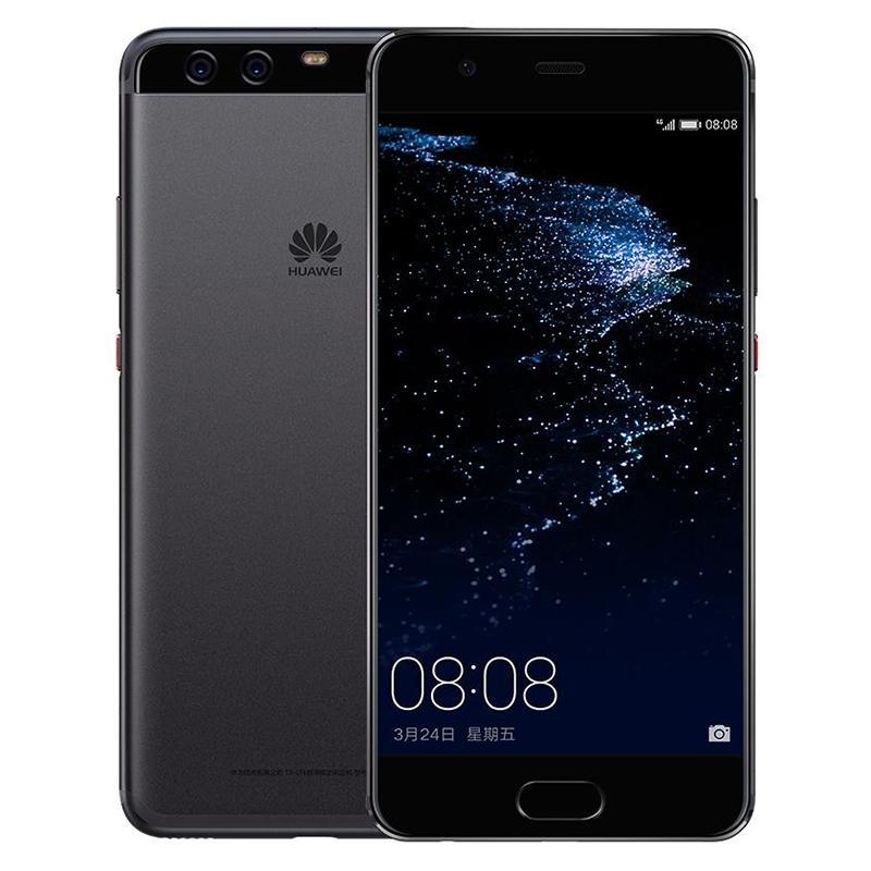 "Smartphone 5.5"" Huawei P10 Plus - 128 Go, Noir"