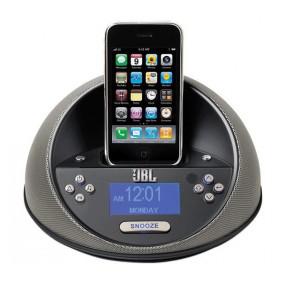 Dock iphone JBL On Time Micro Noir