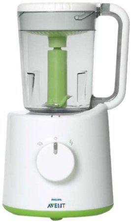 Robot Maxisaveur Cuiseur et Mixeur Philips-Avent - SCF870/23 (avec ODR 30€)