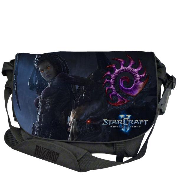 "Sac bandoulière 15"" Razer Starcraft 2 Zerg Messenger Bag"