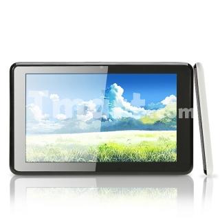 "Tablette 7"" ALLFINE Fine7 Genius IPS QuadCore 1.3 Ghz, Ram 1Go - 8Go + Housse/support cuir"