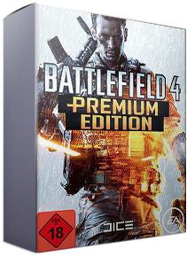Battlefield 4 Premium Edition (PC - Dématérialisé)