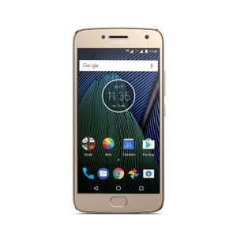 "Smartphone 5.2"" Lenovo Moto G5 Plus - Full HD, 32 Go ROM, 3 Go RAM, Double SIM"