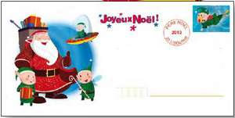 (Gratuit) Ecrire et recevoir une lettre du Père Noël