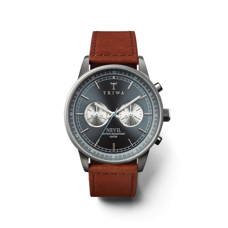 Jusqu'à 75% de réduction sur une sélection de lunettes et de montres - Ex : Montre Triwa Ash Nevil