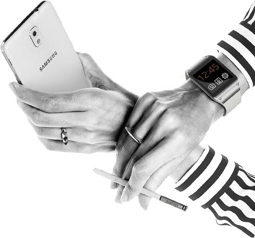 Essai gratuit de la montre connectée Galaxy Gear pendant 2 mois pour les possesseurs d'un Galaxy Note 3