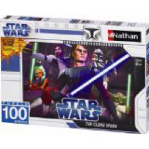 sélection de Puzzles (Star wars, Wakfu...) de 60 à 1000 pièces entre 4€ et