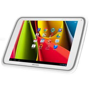 "Tablette tactile 8"" Archos 80 Carbon"