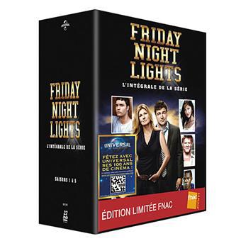 Coffret DVD Integrale Friday Night Lights