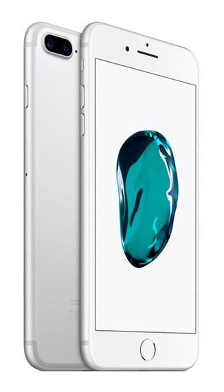 "MAJ Smartphone 5.5"" iPhone 7 Plus - 32 Go, Argent ou rose gold"