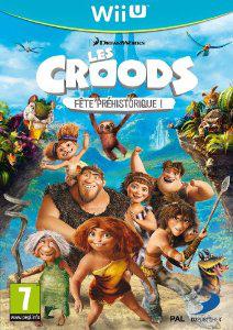 Les Croods : Fête Préhistorique Edition Wii U