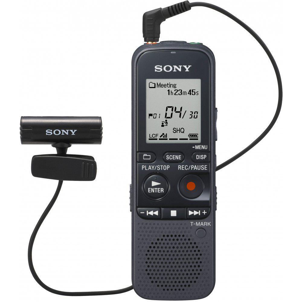 Enregistreur vocal 2Go Sony ICD-PX312M avec micro cravate - Reconditionné