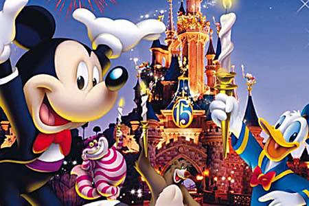 Passeport Annuel Etudiant Disneyland