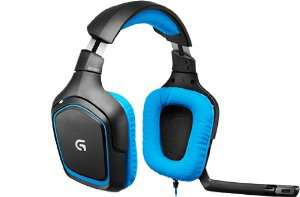 Casque gaming Logitech G430