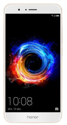 """Smartphone 5.7"""" Honor 8 Pro (6 Go de RAM, 64 Go, bleu ou or) + Enceinte bluetooth UE Boom 2"""