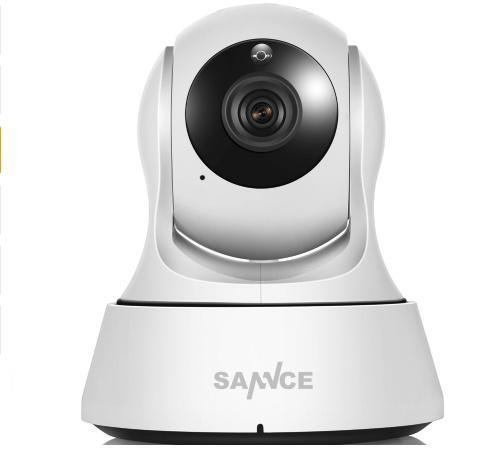 Caméra de surveillance IP Sannce - WiFi, 720p