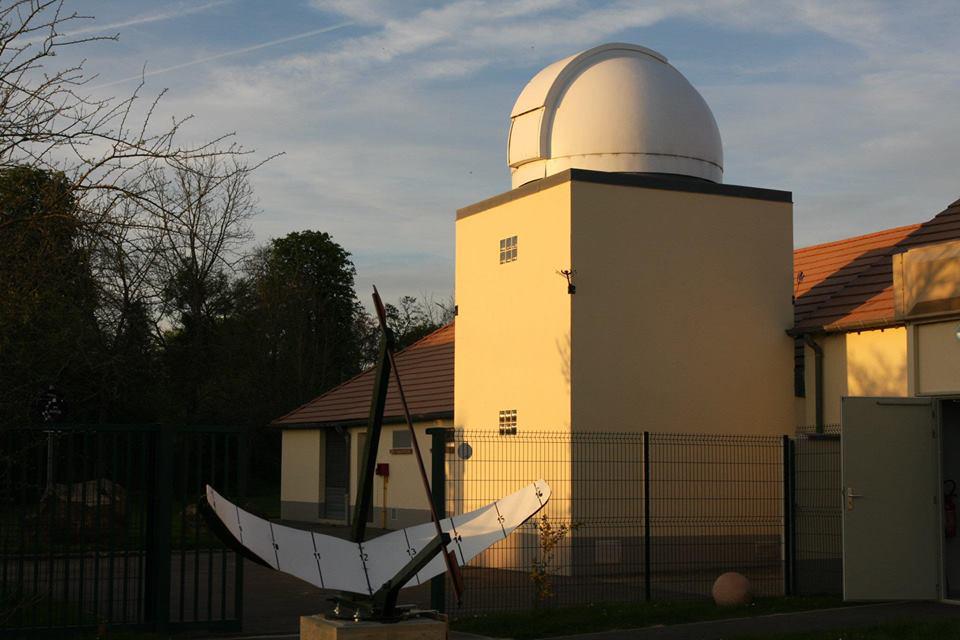 Entrée gratuite pour l'Observatoire astronomique