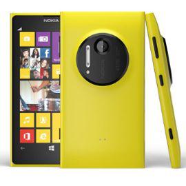 Smartphone Nokia Lumia 1020 jaune