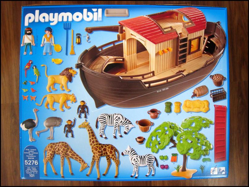 Playmobil Arche de Noé 5276