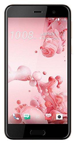 """Smartphone 5.2"""" HTC U Play - 3 Go de RAM, 32 Go, Rose"""